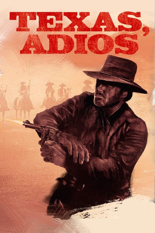 Texas, Adios Poster