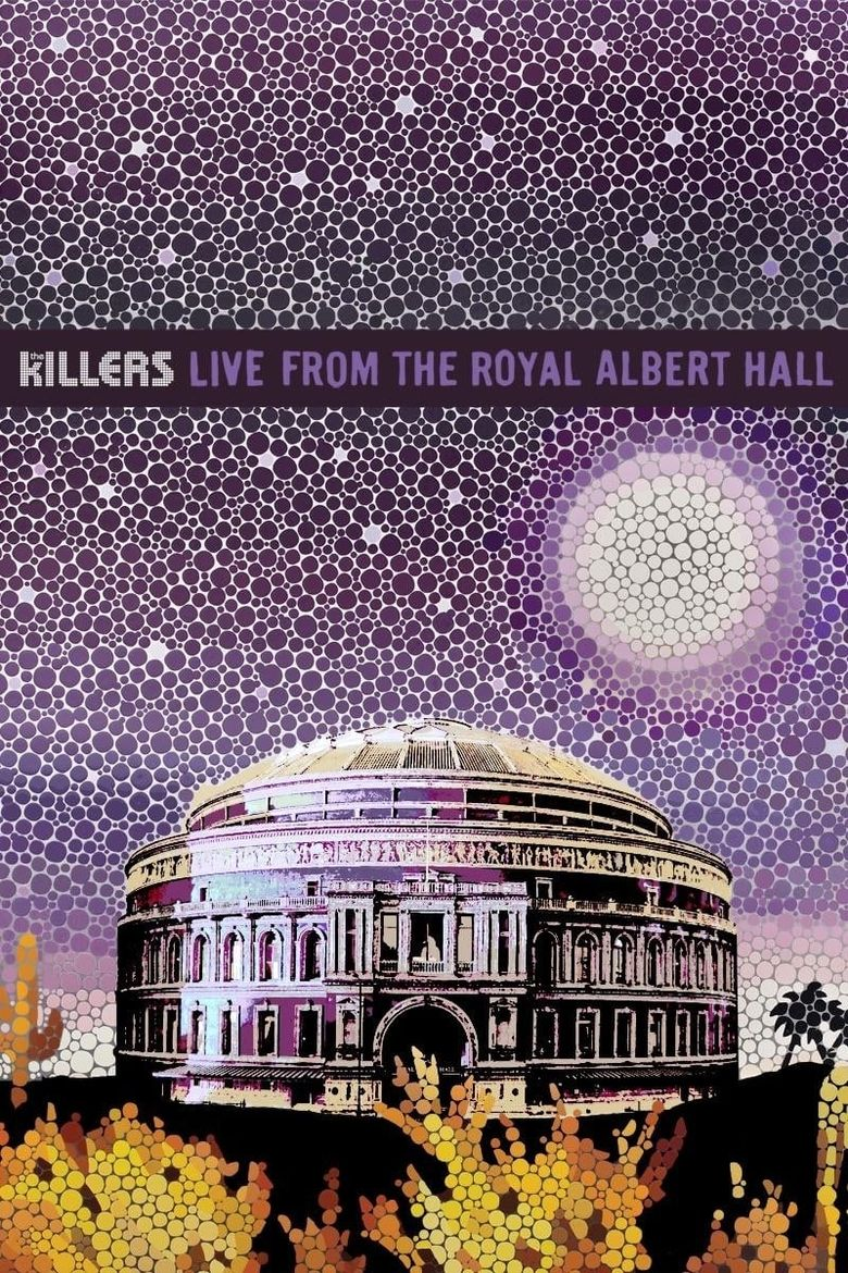 The Killers: Live From The Royal Albert Hall Poster