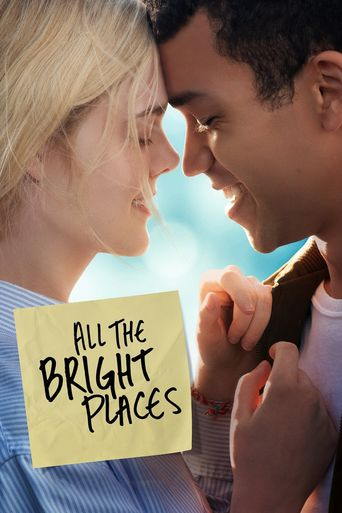 All the Bright Places Poster