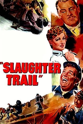Slaughter Trail Poster