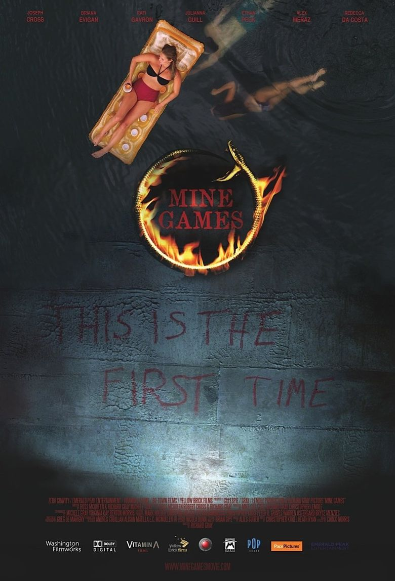 Mine Games Poster