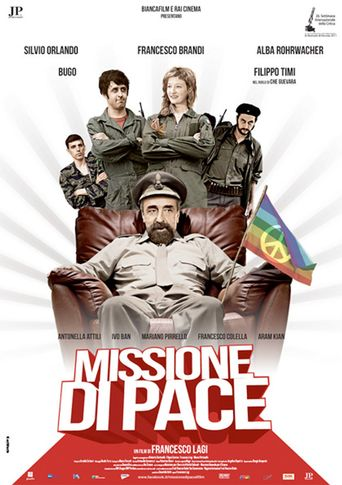 Missione di pace Poster