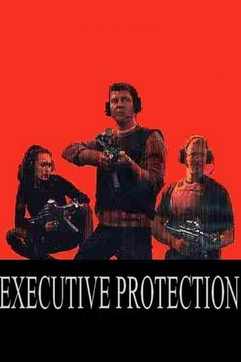 Executive Protection Poster