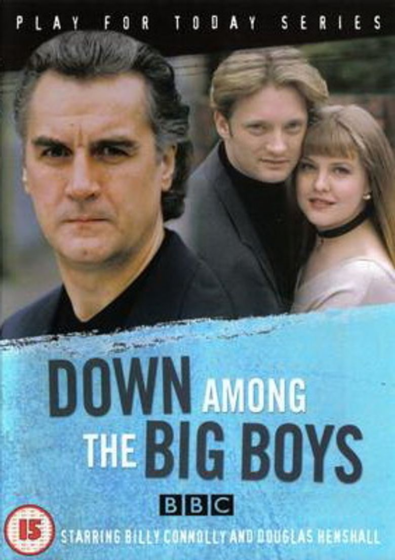 Down Among the Big Boys Poster