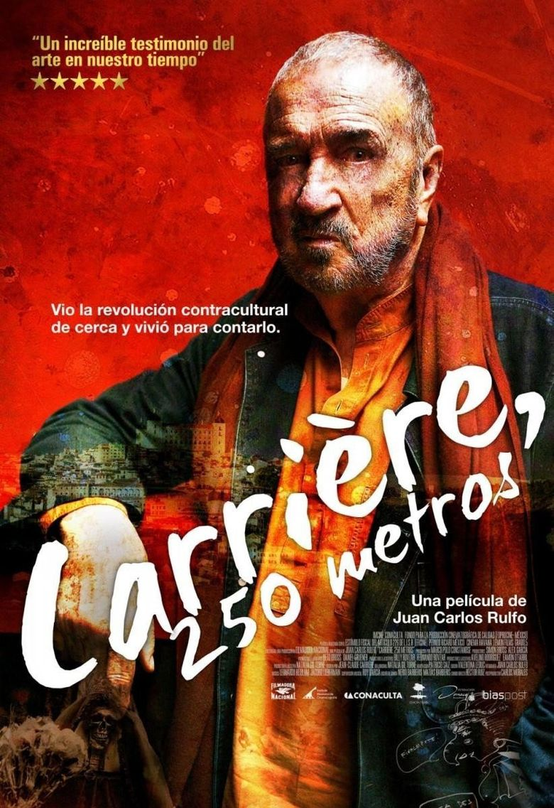 Carrière, 250 Meters Poster