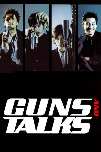 Guns & Talks Poster