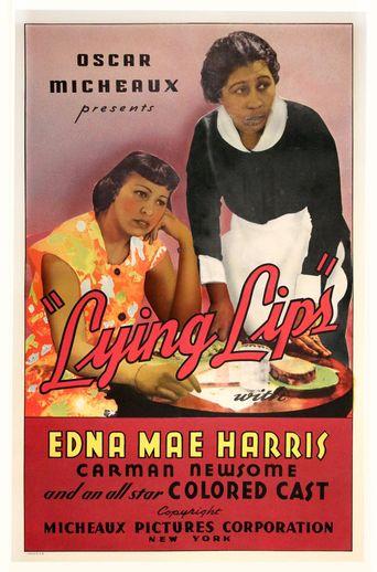 Lying Lips Poster