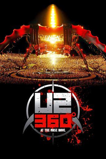 U2: 360° at the Rose Bowl Poster