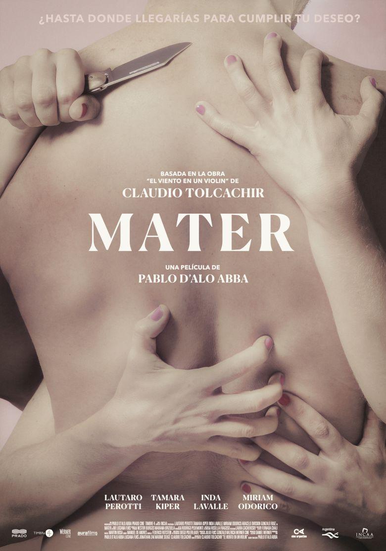 Mater Poster