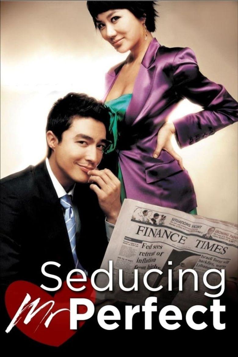 Seducing Mr. Perfect Poster