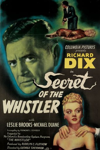 Secret of the Whistler Poster