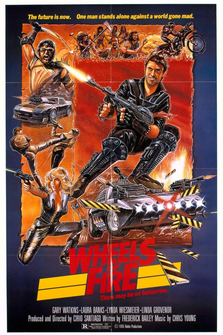 Wheels of Fire Poster