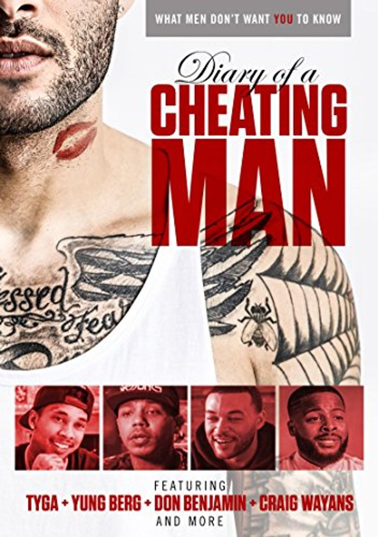 Diary of a Cheating Man Poster