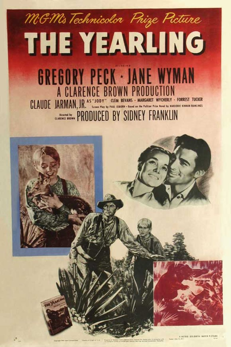 The Yearling Poster