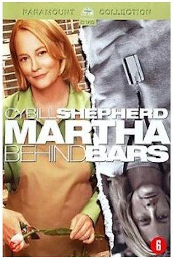 Martha behind Bars Poster