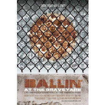 Ballin' at the Graveyard Poster