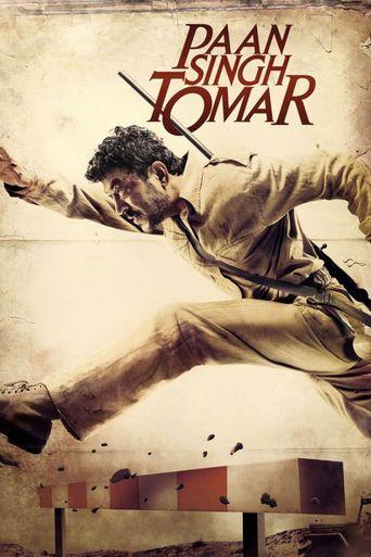 Paan Singh Tomar Poster