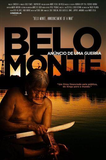 Belo Monte: Announcement of a War Poster