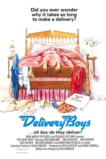 Delivery Boys Poster