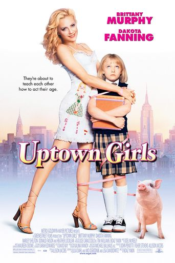 Watch Uptown Girls