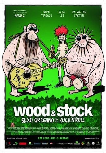 Wood & Stock: Sexo, Orégano e Rock'n'Roll Poster