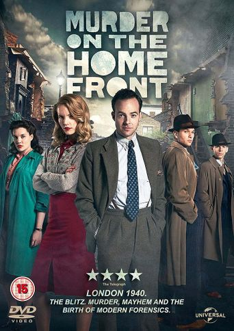 Murder on the Home Front Poster