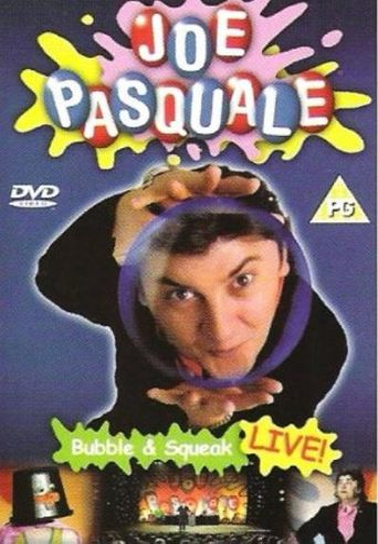 Joe Pasquale: Bubble & Squeak Poster