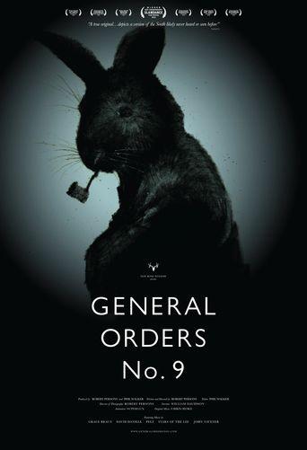 Watch General Orders No. 9