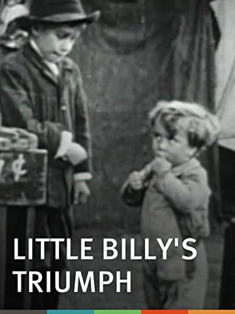 Little Billy's Triumph Poster