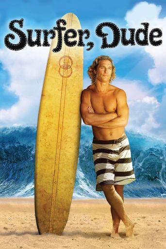 Surfer, Dude Poster
