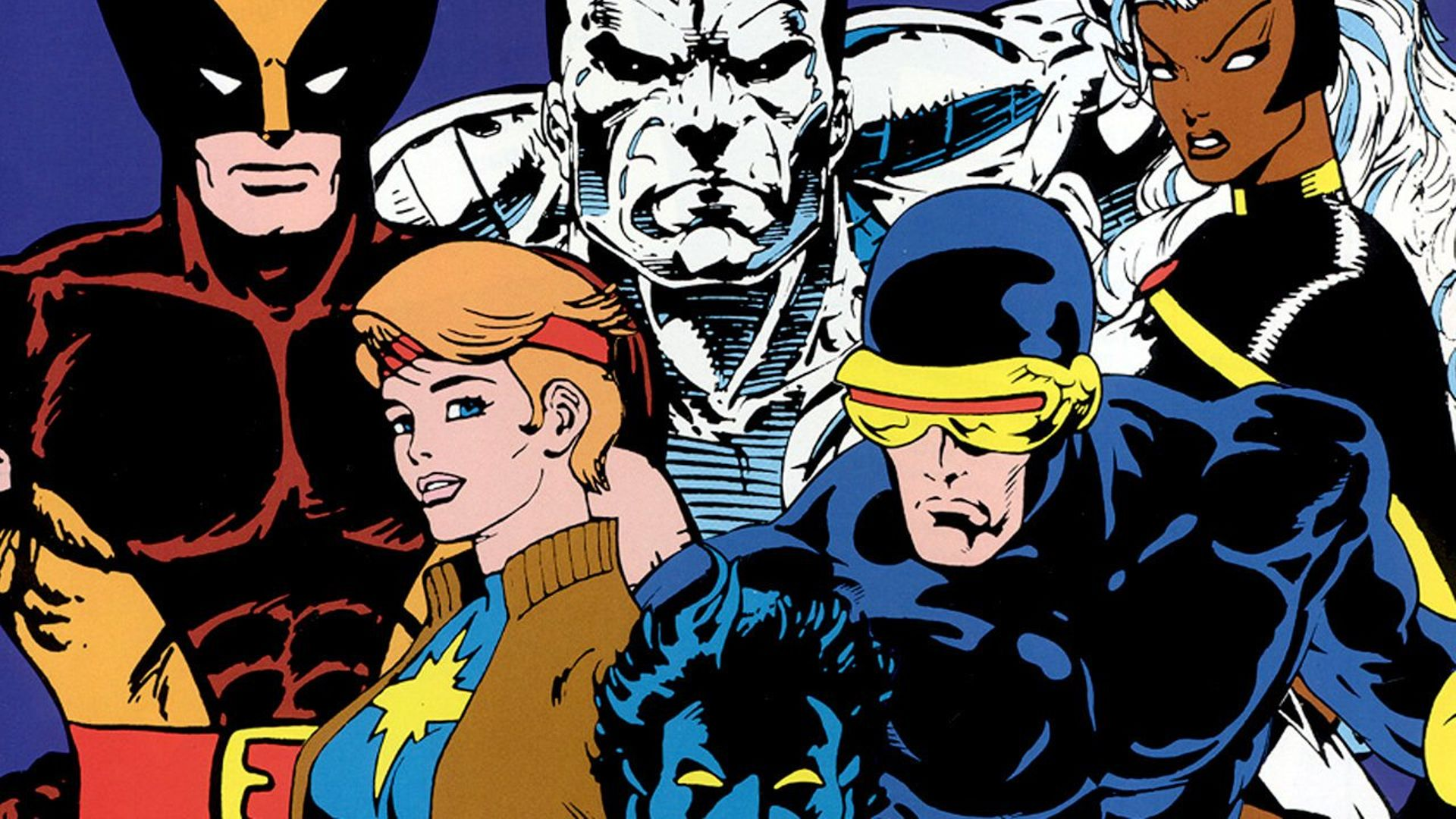 X Men Pryde Of The X Men 1989 Where To Watch It Streaming Online Reelgood