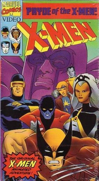 X-Men: Pryde of the X-Men Poster