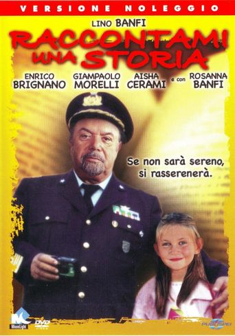 Raccontami una storia Poster