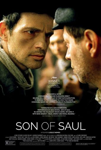Son of Saul Poster