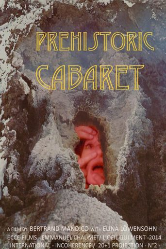 Prehistoric Cabaret Poster