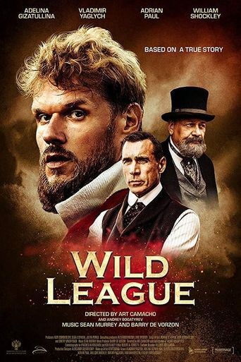 Wild League Poster