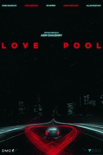 Love Pool Poster
