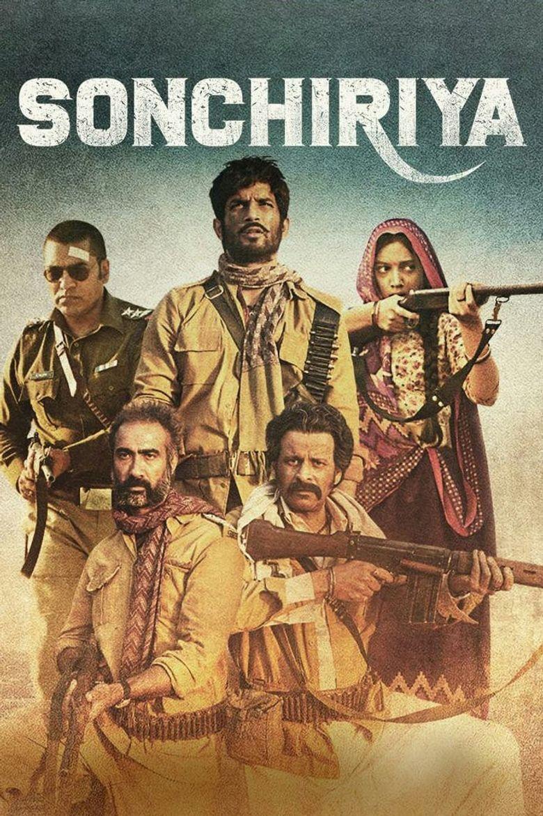 Sonchiriya Poster
