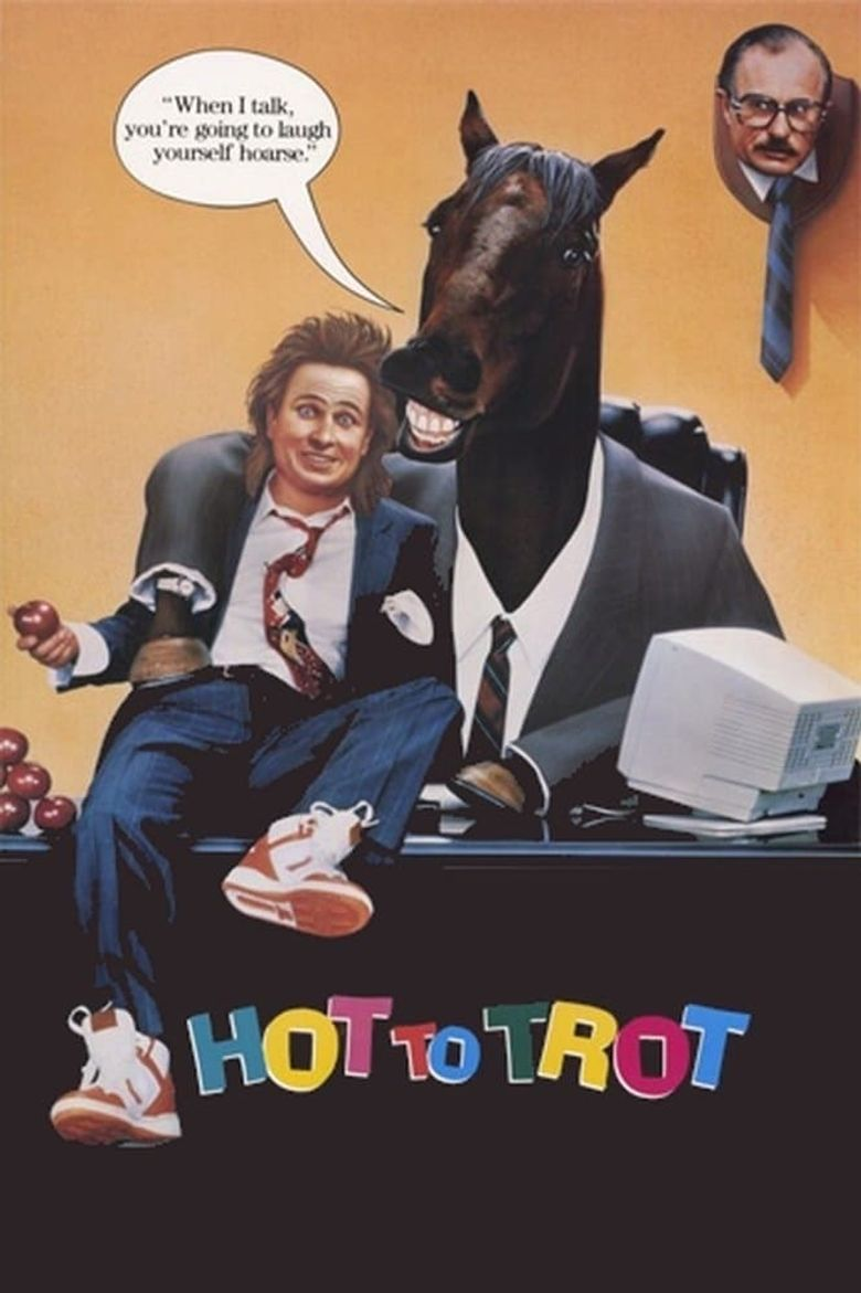 Hot to Trot Poster