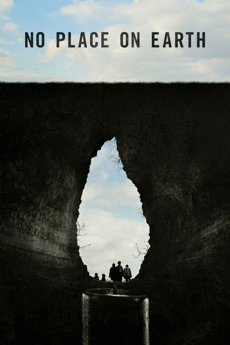 No Place on Earth Poster
