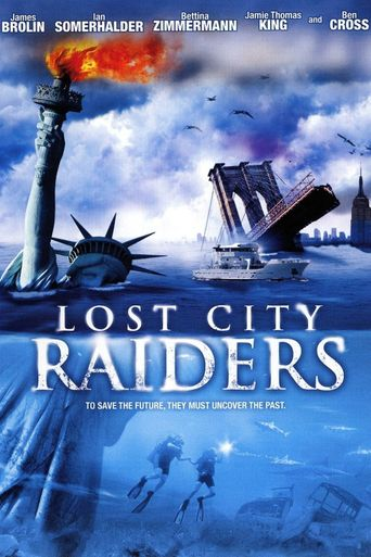 Lost City Raiders Poster