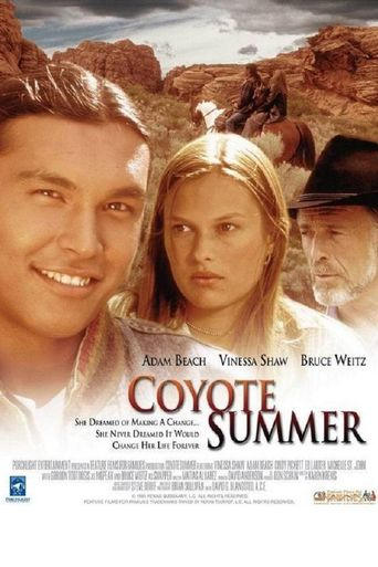 Coyote Summer Poster