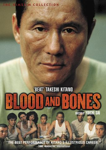 Blood and Bones Poster