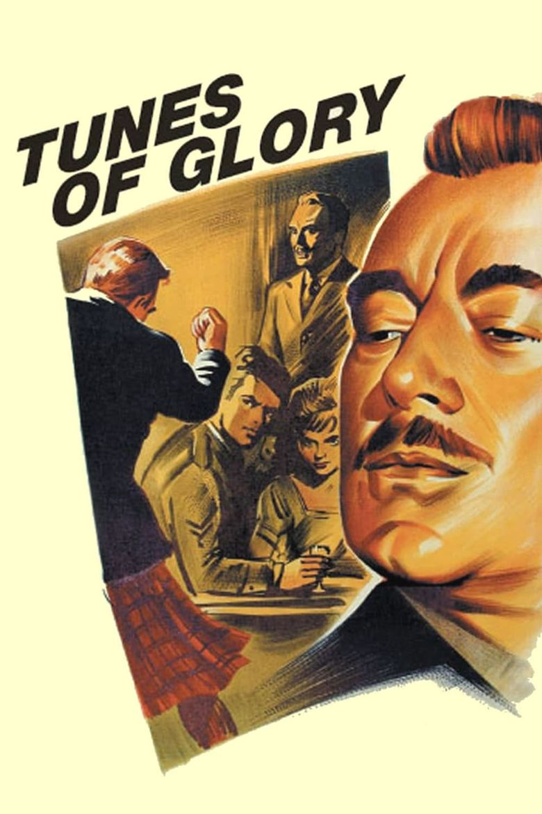 Tunes of Glory Poster
