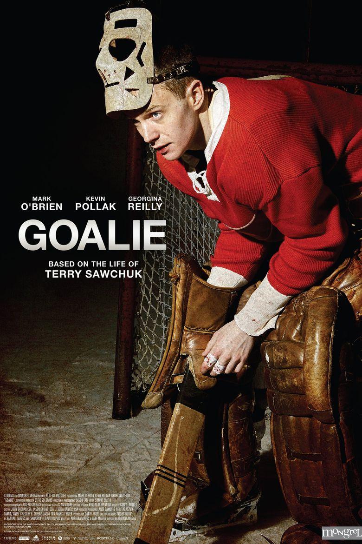 Goalie Poster