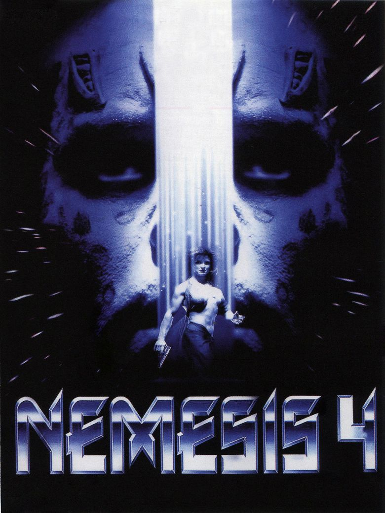 Nemesis 4: Death Angel Poster