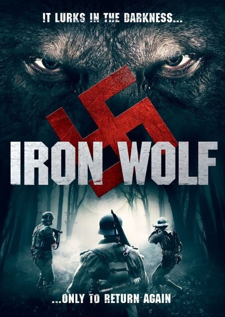 Iron Wolf Poster