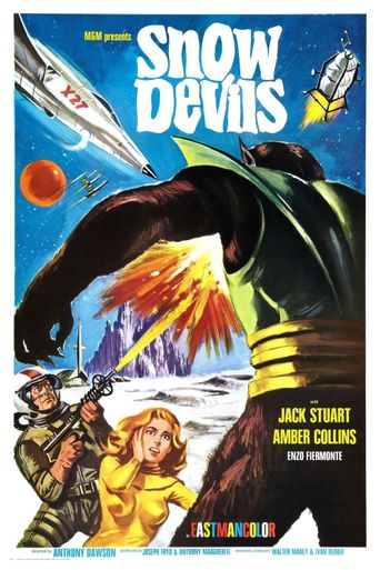 The Snow Devils Poster