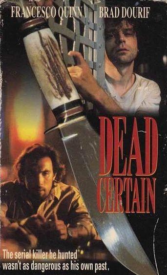 Dead Certain Poster
