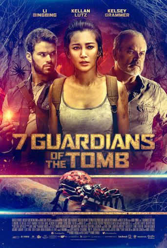 Guardians of the Tomb Poster